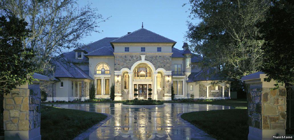 Проекты домов из кирпича: одноэтажных и двухэтажных